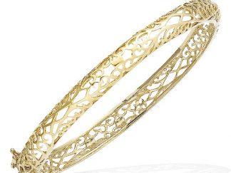 Bracelet or jonc arabesque