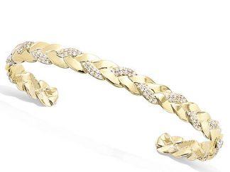 bracelet pl or torsade
