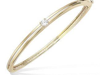 bracelet joncpl or oxyde