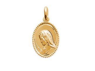 Pendentif ovale médaille profite