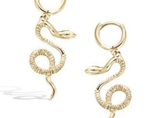 Mini créole or serpent oxydes