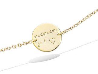 Bracelet or pastille Maman